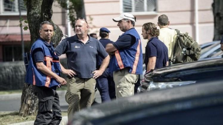 وصول خبراء منظمة الأمن والتعاون في أوروبا إلى مكان سقوط الطائرة الماليزية