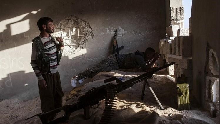 مقتل حوالي 50  شخصا في معارك بين الأكراد و