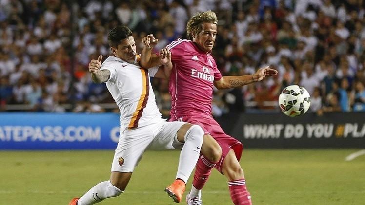 فابيو كوينتراو يترك معسكر ريال مدريد بشكل مفاجئ