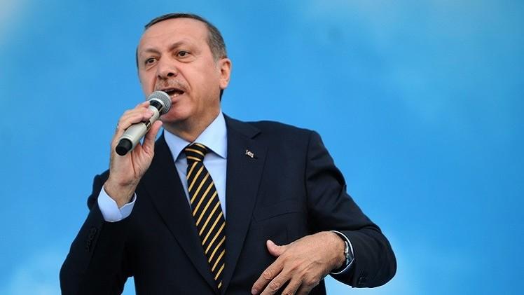 أردوغان يتهم إسرائيل بارتكاب جريمة القتل الجماعي