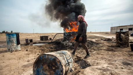 سورية: 23.4 مليار دولار خسائر قطاع النفط حتى الآن