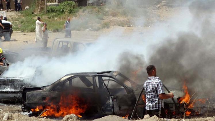 الأمم المتحدة: مقتل 1737 شخصا على الأقل في أعمال عنف بالعراق الشهر الماضي