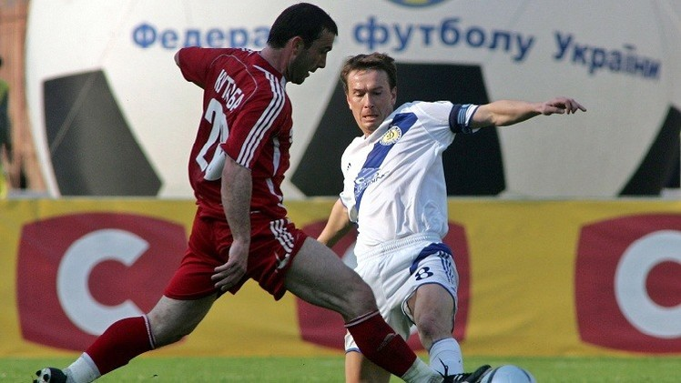 وفاة لاعب دينامو كييف السابق بيلكيفيتش