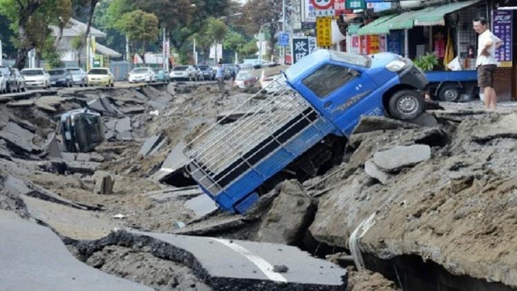 مقتل 20 شخصاً وإصابة المئات في انفجار غاز بتايوان