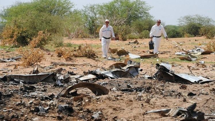 تخفيض حصيلة ضحايا طائرة الخطوط الجزائرية المنكوبة من 118 الى 116 شخصا
