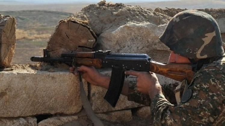 مقتل 8 جنود اذربيجانيين في اشتباكات مع القوات الأرمنية