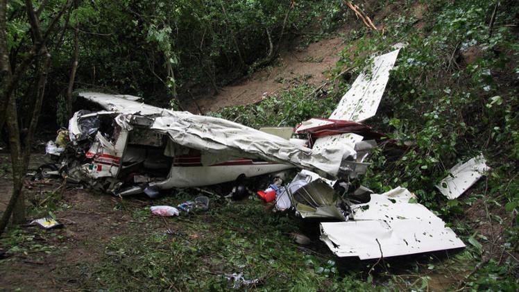 تحطم طائرة صغيرة في روسيا ومقتل قائدها
