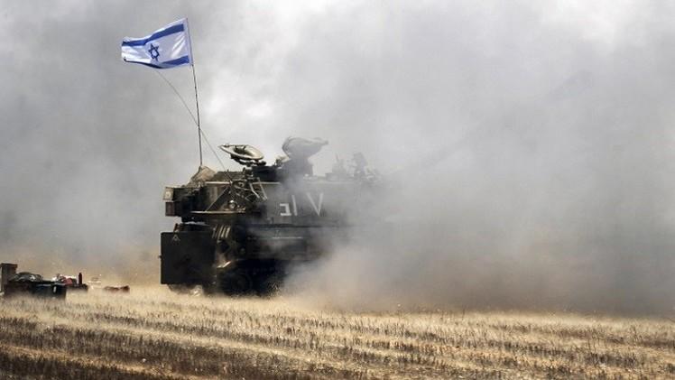 انسحاب بعض القوات البرية الإسرائيلية من قطاع غزة