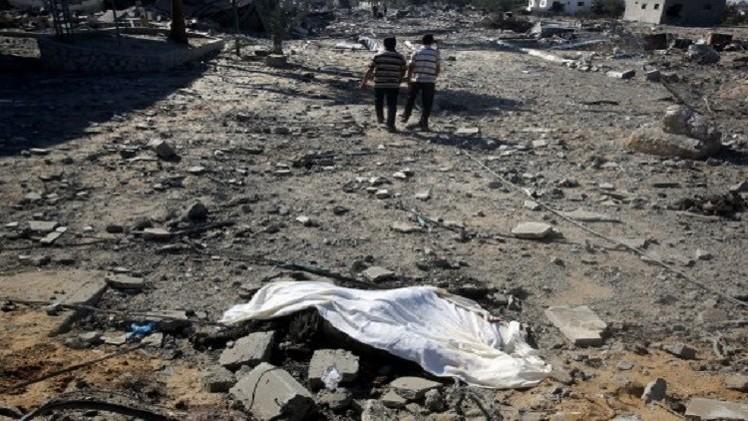 الجيش الإسرائيلي يسمح لسكان بيت لاهيا بغزة بالعودة إلى منازلهم