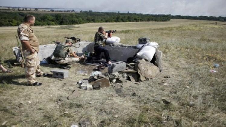 قتلى وجرحى في اشتباكات شرق أوكرانيا والوضع في مدينة لوغانسك حرج