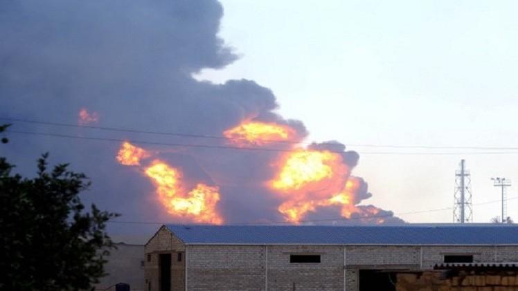 ليبيا.. مقتل 22 شخصاً في معارك بالقرب من مطار طرابلس