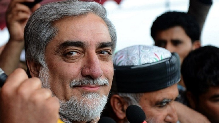 مرشح الانتخابات الرئاسية الأفغانية يوافق على الانضمام الى أعمال تدقيق الأصوات