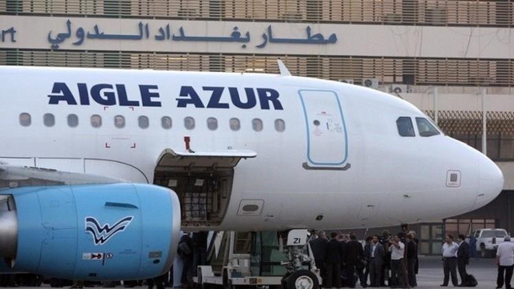 الملكية الأردنية تستأنف رحلاتها الى بغداد بعد تعليقها والعراق يؤكد سلامة أجوائه