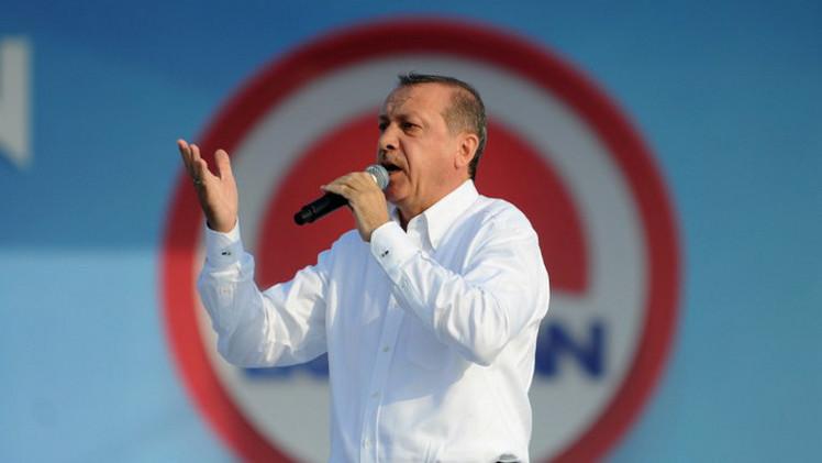 أردوغان يحذر الإسرائيليين من أنهم