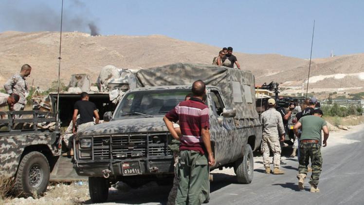 لبنان.. مقتل 14 عسكريا وفقدان 22 آخرين في المعارك قرب الحدود السورية