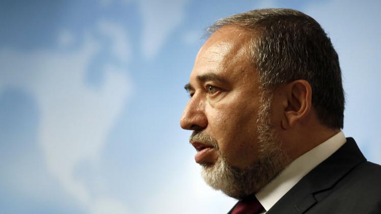 ليبرمان يقترح وضع غزة تحت إدارة الأمم المتحدة
