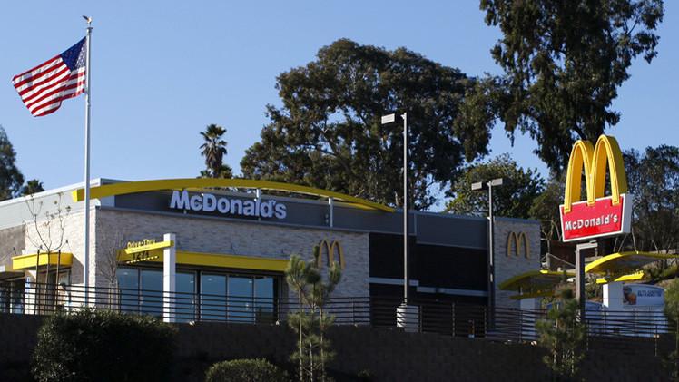 ماكدونالدز تدفع غرامة 27 مليون دولار لوفاة اثنين من الصبية