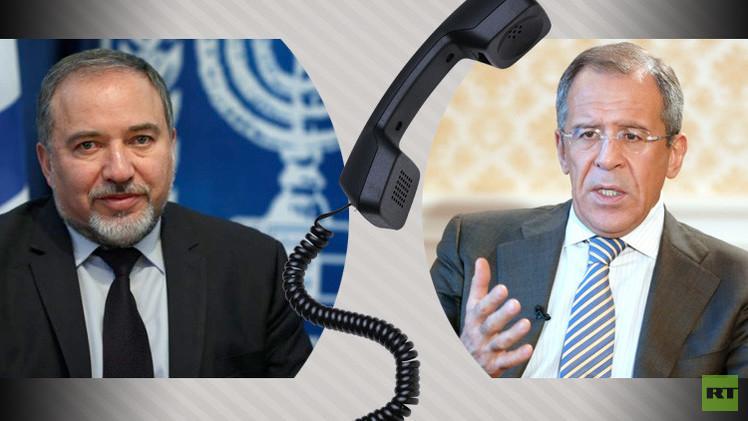 لافروف يؤكد أهمية وقف إطلاق النار كخطوة أولى لتحقيق الهدنة في غزة