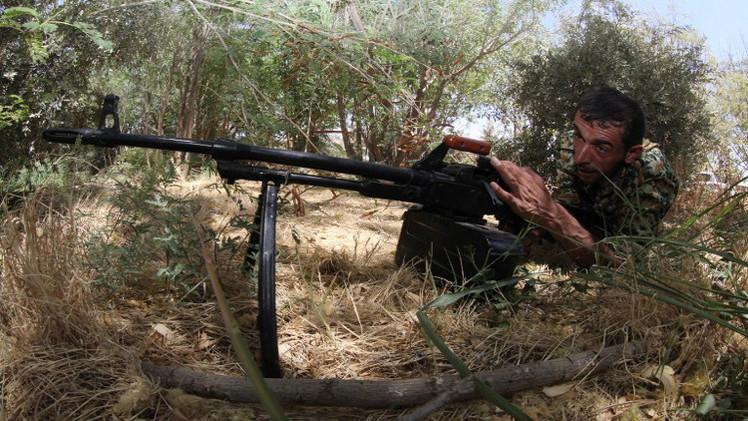 المالكي يأمر سلاح الجو بمساعدة الأكراد في القتال ضد تنظيم الدولة الإسلامية