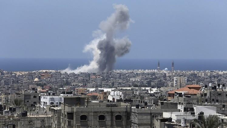 اتفاق حول هدنة بين غزة وإسرائيل لمدة 72 ساعة بدءا من الساعة الثامنة من صباح الثلاثاء