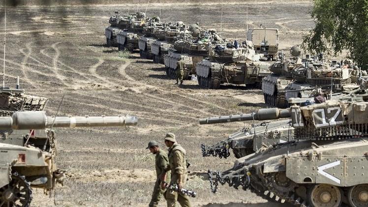 لندن تراجع عقود تصدير الأسلحة إلى إسرائيل