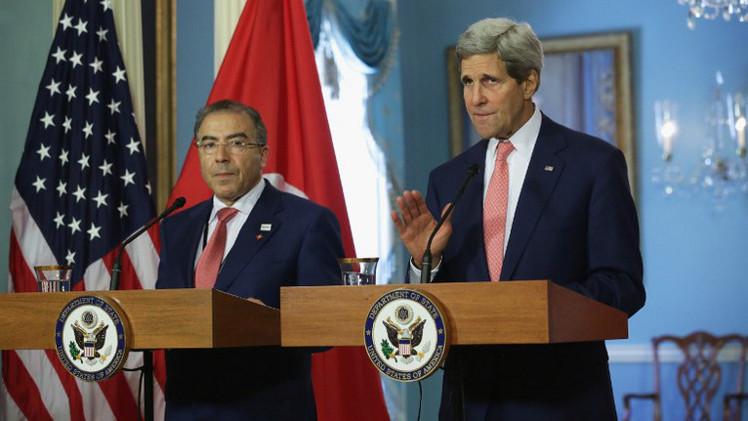 كيري: تونس منارة الأمل للتحول الديمقراطي في العالم العربي