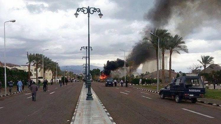 إصابة جندي أمريكي من القوة المتعددة الجنسيات في سيناء