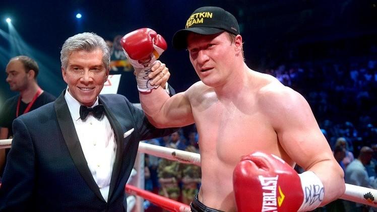 الملاكمة .. الروسي بوفيتكين يواجه الكاميروني تاكام