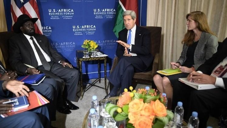 واشنطن وجوبا تدعوان المتمردين لمواصلة مفاوضات السلام