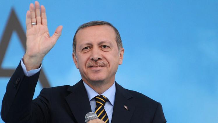 أردوغان يطالب الأتراك