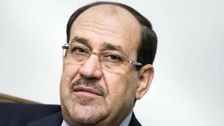 المالكي يدعو البرلمان إلى تكليف مرشح الكتلة الأكبر لرئاسة الوزراء الخميس