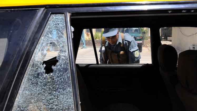 مقتل 7 من رجال الشرطة الأفغان