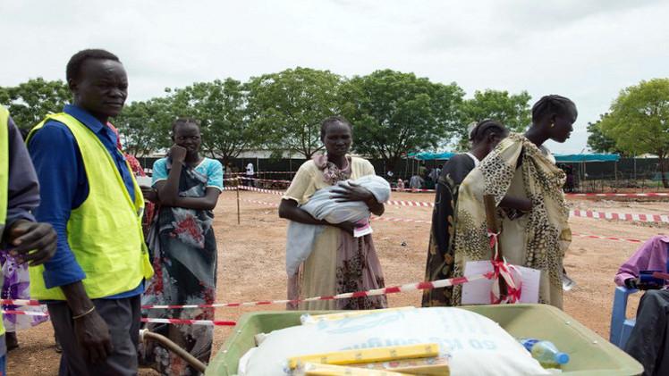 مقتل خمسة عاملين في منظمة إغاثة على يد ميليشيا في جنوب السودان