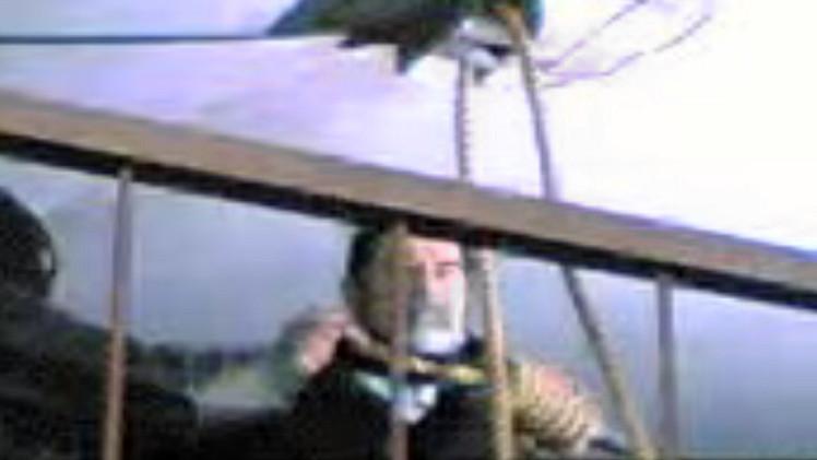 عشيرة صدام حسين تنقل رفاته سرا