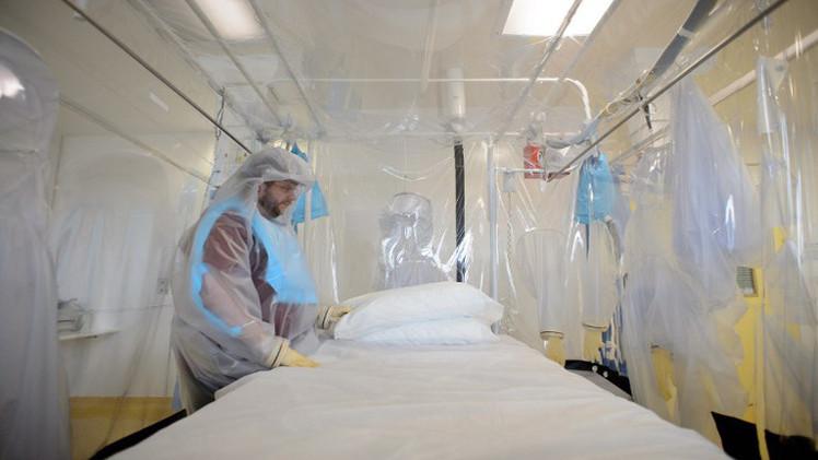 وفاة سعودي مصاب بفيروس إيبولا