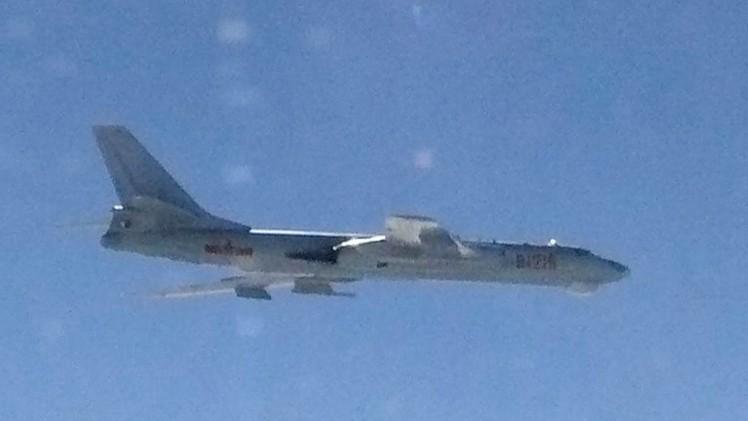 الصين: مقاتلات يابانية تعقبت طائراتنا فوق مياه متنازع عليها