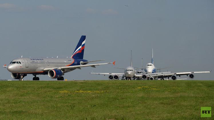 روسيا تمنع طيران الترانزيت الأوكراني فوق أراضيها وتهدد بتوسيع القائمة لتشمل دول أخرى