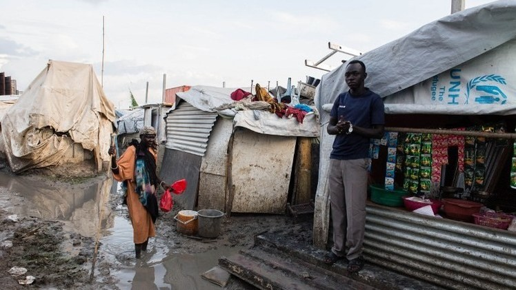 الأمم المتحدة تجلي 220 عاملا بالمجال الإنساني من مدينة بونغ جنوب السودان