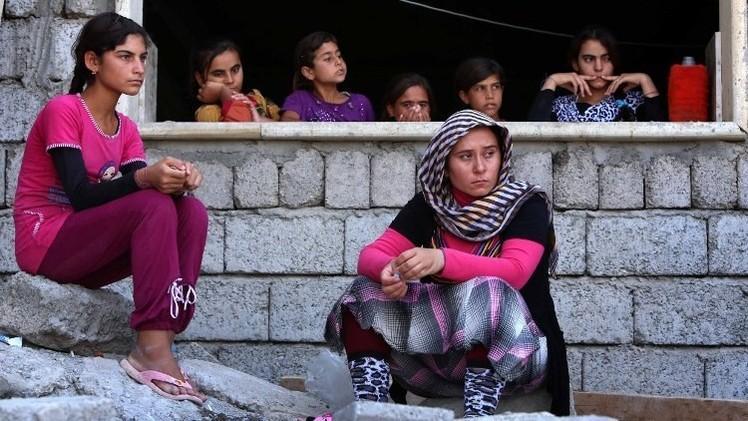 الأمم المتحدة تعلن إنقاذ عدد من المحاصرين في جبل سنجار في العراق
