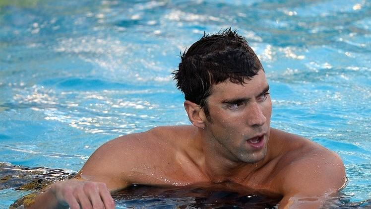 فيلبس يعود للمركز السابع في سباق 100 متر ببطولة الولايات المتحدة