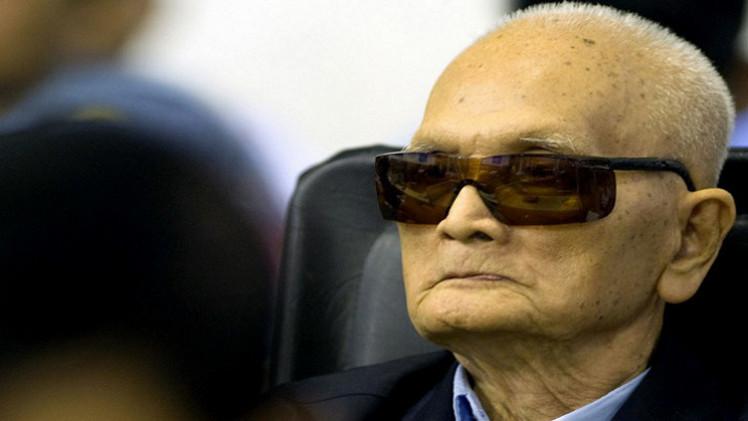 السجن مدى الحياة لاثنين من القادة السابقين للخمير الحمر بتهمة جرائم ضد الإنسانية
