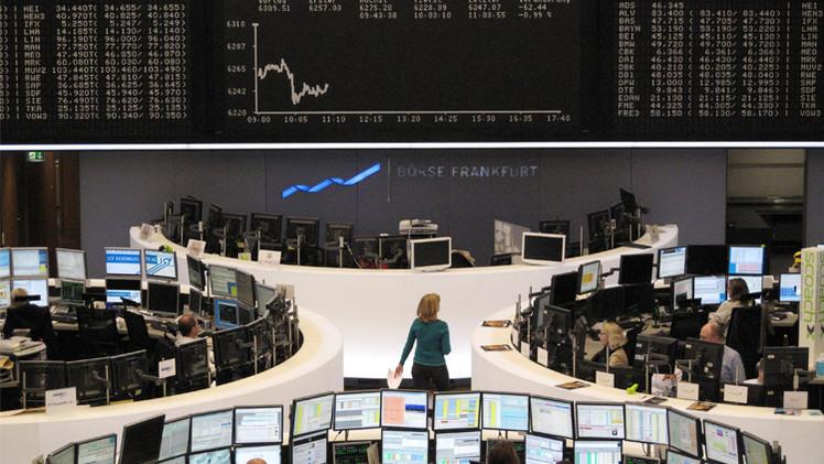البورصات الأوروبية بانتظار قرار الفائدة من البنك المركزي الأوروبي