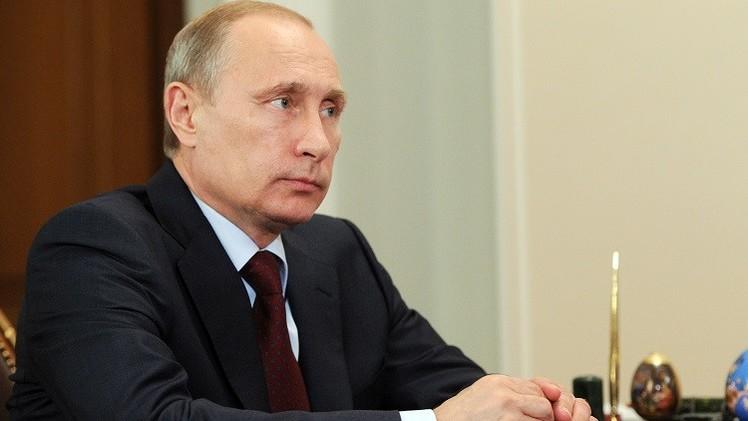 شعبية بوتين ترتفع إلى مستوى 87%