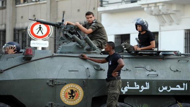 الداخلية التونسية تعلن تفكيك خلية إرهابية كبيرة