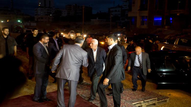 مسؤول في حماس:  المخابرات المصرية أبلغتنا أن مبادرة القاهرة ليست نصا مقدسا