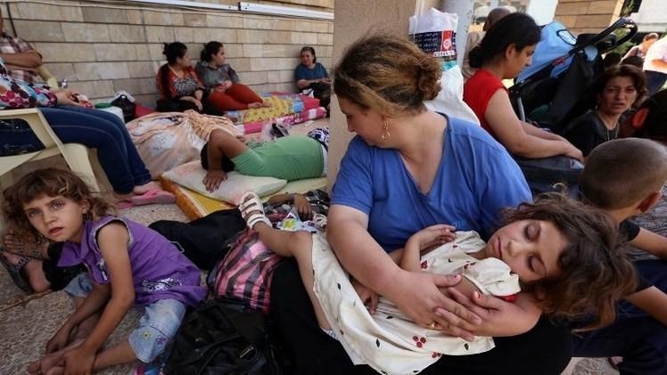مجلس الأمن يدعو المجتمع الدولي لدعم العراق في حماية الأقليات