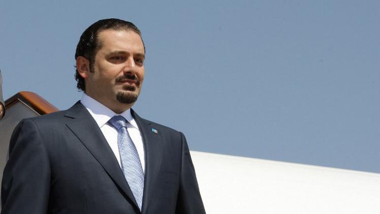 بعد غياب استمر ثلاث سنوات سعد الحريري يعود إلى لبنان