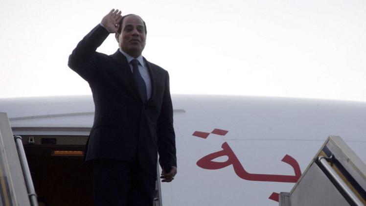 السيسي يزور السعودية يوم الأحد لبحث التطورات في العراق وليبيا