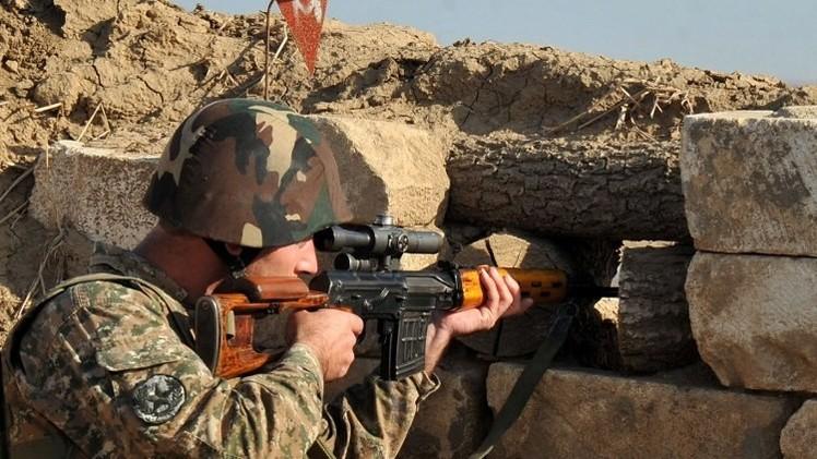 أرمينيا تجدد اتهاماتها لأذربيجان بانتهاك وقف إطلاق النار على الحدود بين البلدين