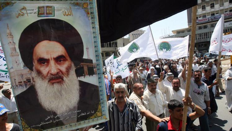 السيستاني يدعو العراقيين إلى الوحدة في مواجهة خطر